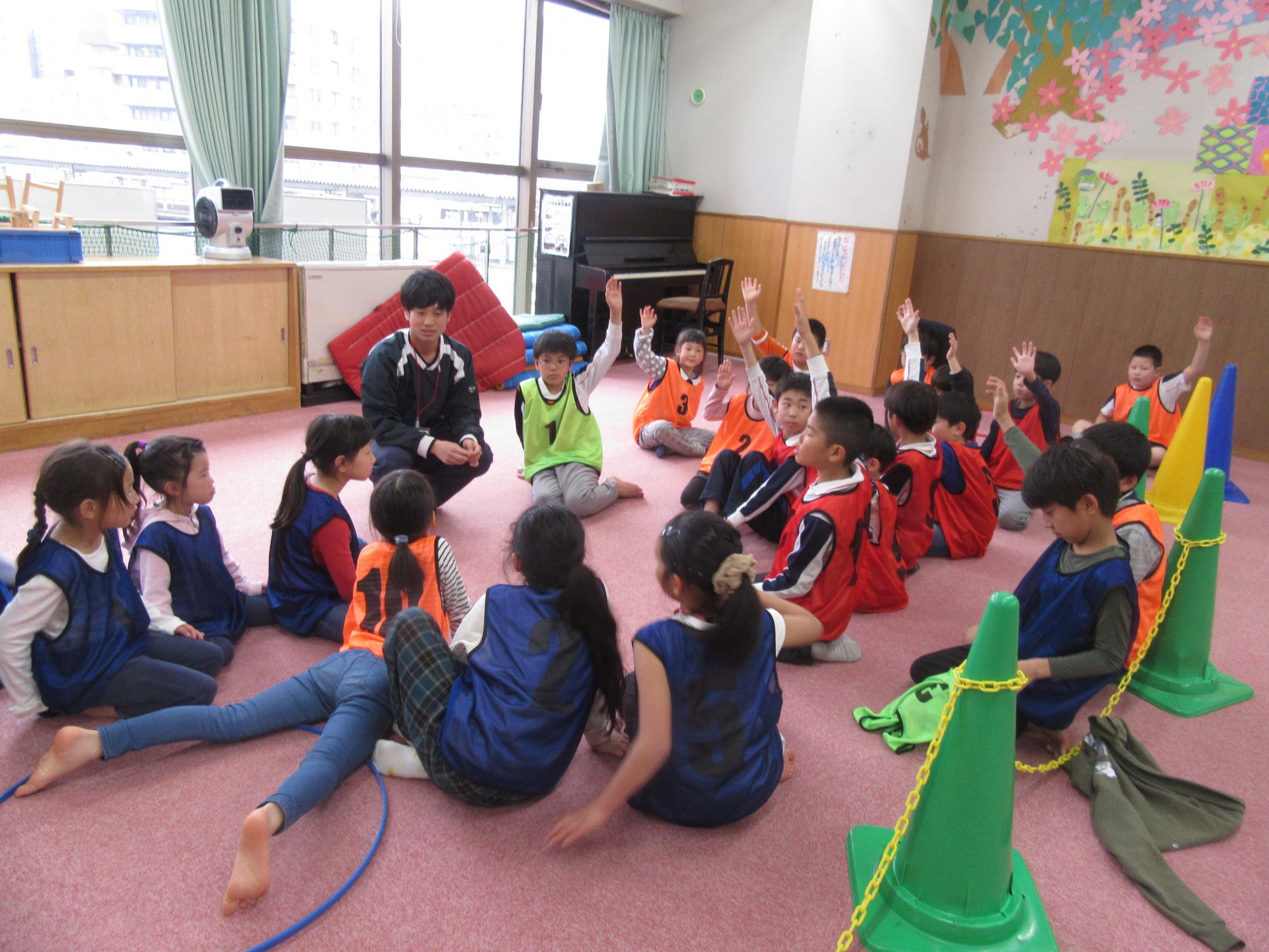 神戸市立六甲道児童館「本日の学童さん☆」